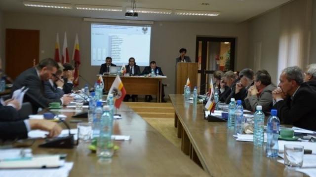 XLI sesja Rady Powiatu
