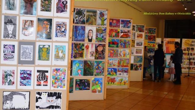 XVIII Biennale twórczości plastycznej dzieci i młodzieży