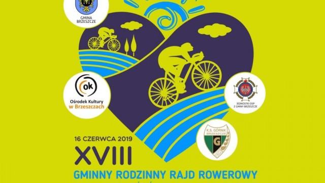 XVIII Gminny Rodzinny Rajd Rowerowy - InfoBrzeszcze.pl