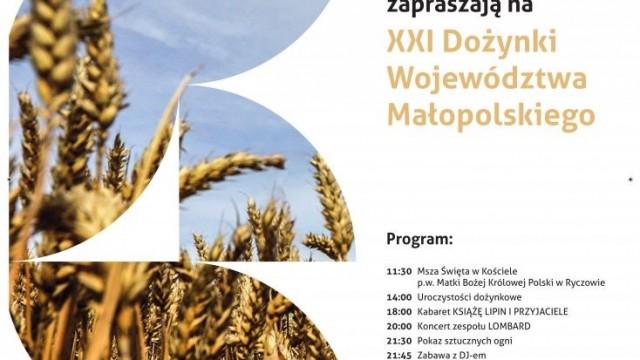 XXI Dożynki Województwa Małopolskiego