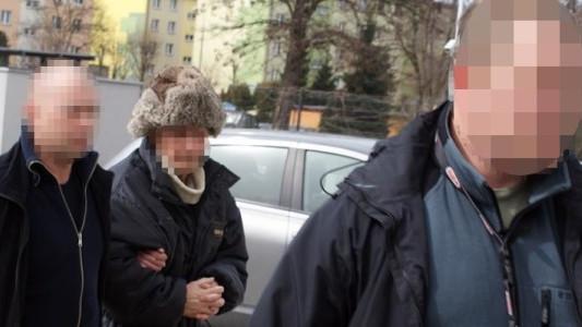 Z ostatniej chwili: Sąd aresztował żonobójcę