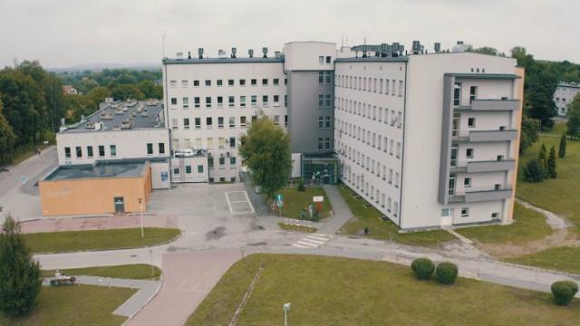 Z powodu koronawirusa zamknięty jeden z oddziałów wewnętrznych w Szpitalu Powiatowym