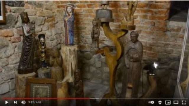 Z wizytą w Muzeum Klasztornym u Ojców Franciszkanów w Kętach