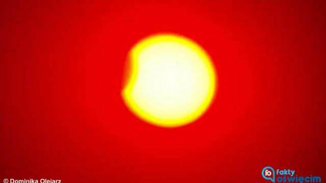 Za nami częściowe zaćmienie Słońca – FOTO