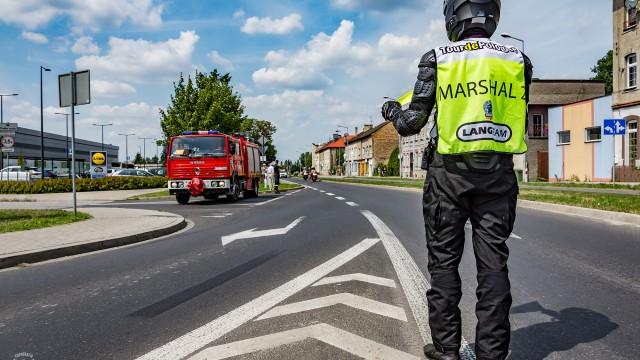 Zabezpieczenie Tour de Pologne 2019