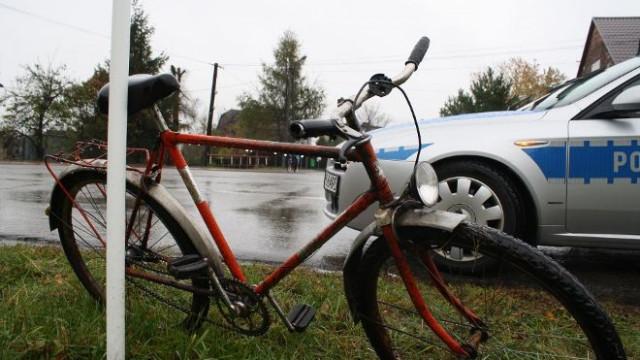 ZABORZE-BIELANY. Wyeliminowali z drogi nietrzeźwych cyklistów
