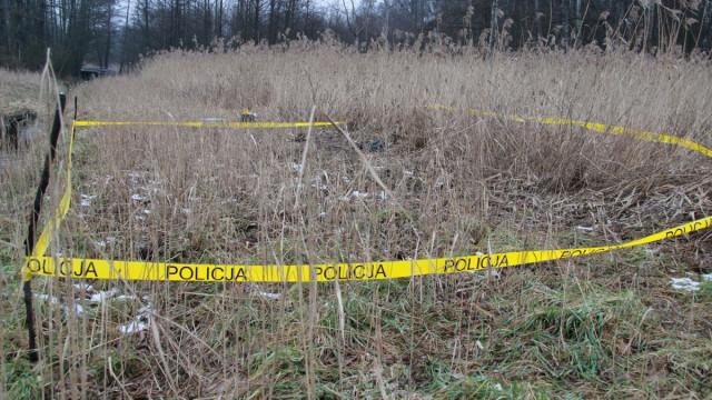 ZABORZE. Nad rzeką Macochą znaleziono ludzkie szczątki