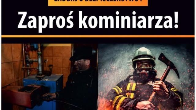 Zadbaj o bezpieczeństwo - zaproś kominiarza - InfoBrzeszcze.pl