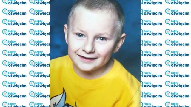 Zaginął Hubert Jarosz, sześcioletni chory chłopczyk