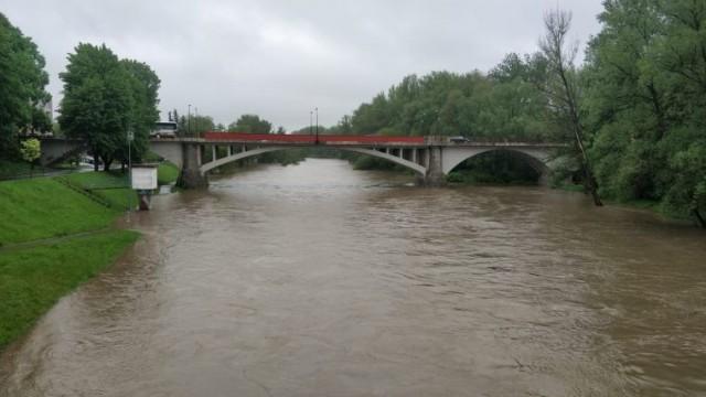 Zagrożenie powodziowe