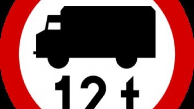Zakaz poruszania się samochodów powyżej 12 ton w dniu 27.01. w Oświęcimiu i Brzezince