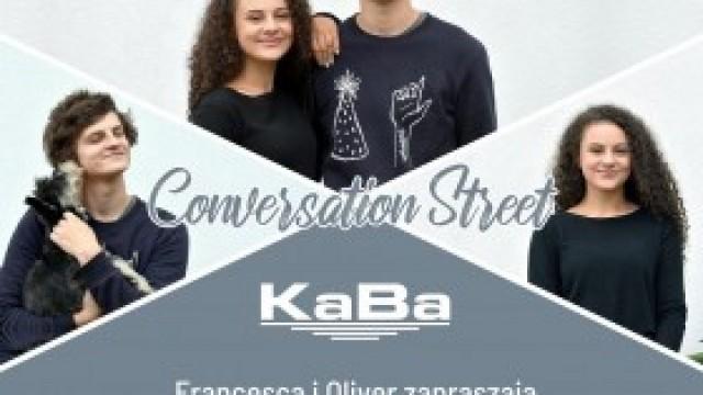 """Zakładamy ANGLOJĘZYCZNY KLUB NASTOLATKÓW """"Conversation Street"""""""