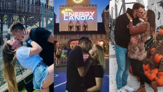 Zakochane pary odwiedzają Energylandię w Zatorze. Zobacz ich zdjęcia na Instagramie
