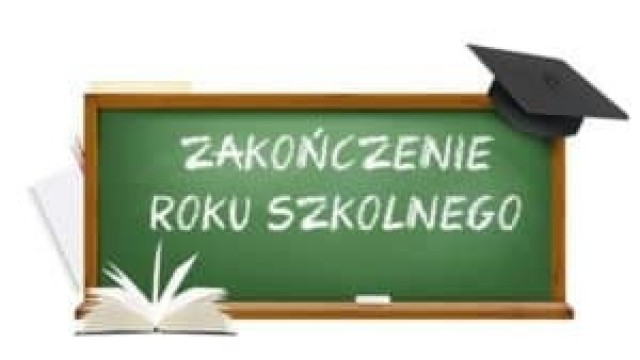 Zakończenie roku szkolnego w gminnych szkołach