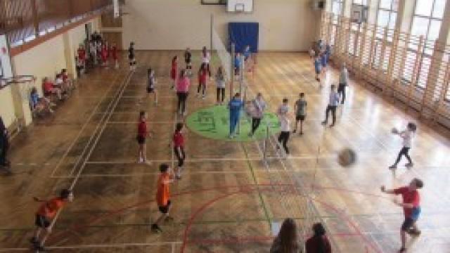 Zakończenie rozgrywek Akademii Siatkówki w Kętach dla czwartoklasistów