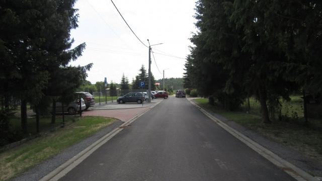 Zakończono remont ulicy Spokojnej w Przecieszynie - InfoBrzeszcze.pl