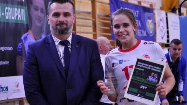 Zakończony turniej mistrzostw polski juniorek