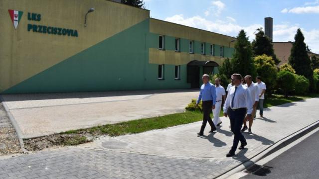 Zakończył się drugi etap modernizacji drogi powiatowej w Gminie Przeciszów