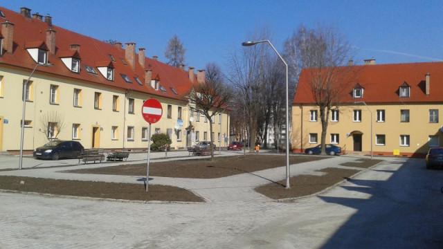Zakończyła się przebudowa ul. M. Skłodowskiej - Curie