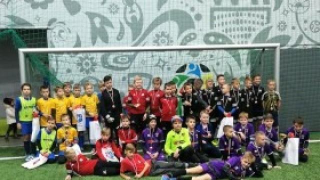 Zakończyły się rozgrywki piłkarskie w ramach Turnieju Kęty Cup