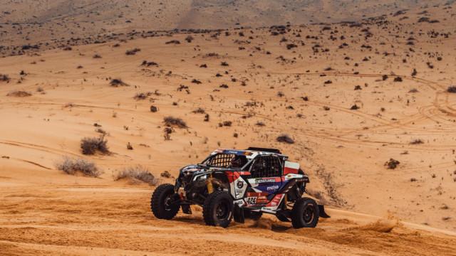 Załogi Energylandia Rally Team w pierwszej dziesiątce rajdu Dakar – FOTO
