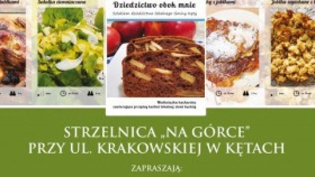 Zapowiada się pyszne, piątkowe popołudnie! Przyjdź i poznaj przepisy kuchni z gminy Kęty!