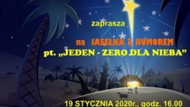 Zapraszamy na Jasełka do Bielan