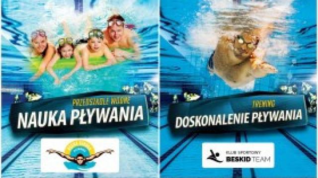 Zapraszamy na naukę pływania - Klub Sportowy Beskid Team Kęty, Andrychów, Oświęcim - Sport, rekreacja i zabawa [artykuł sponsorowany]