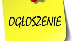 Zaproszenie na Walne Zebranie Sprawozdawcze KR i KGW w Witkowicach