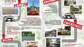 Zaproszenie na wycieczkę studentów Uniwersytetu Trzeciego Wieku w Kętach