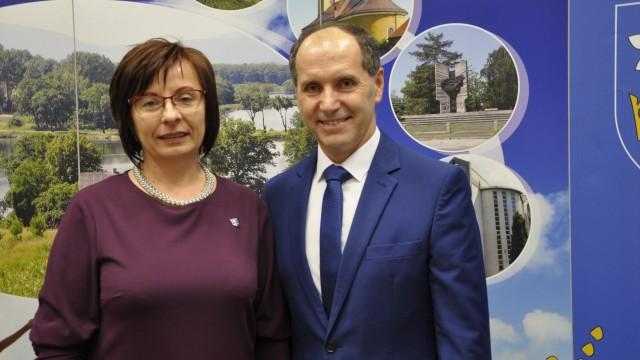 Zaprzysiężenie Rady Gminy i wójta gminy Oświęcim