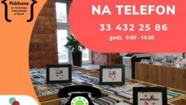 Zasoby Mediateki dostępne na telefon!