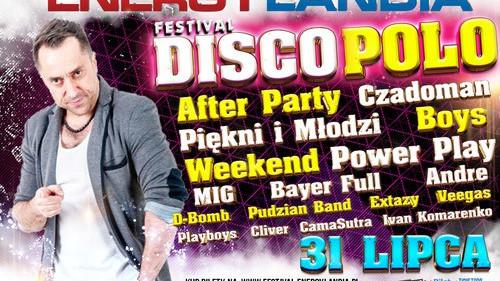 ZATOR. Disco-Polo Festival w Enegylandii już za tydzień – WYGRAJ PODWÓJNY BILET