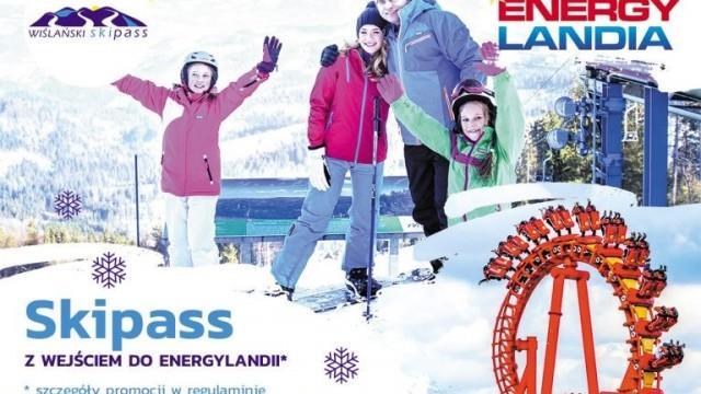 ZATOR. Energylandia i Wiślański Skipass łączą siły