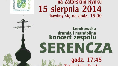 ZATOR. Łemkowska drumla i mandolina. Serencza na rynku