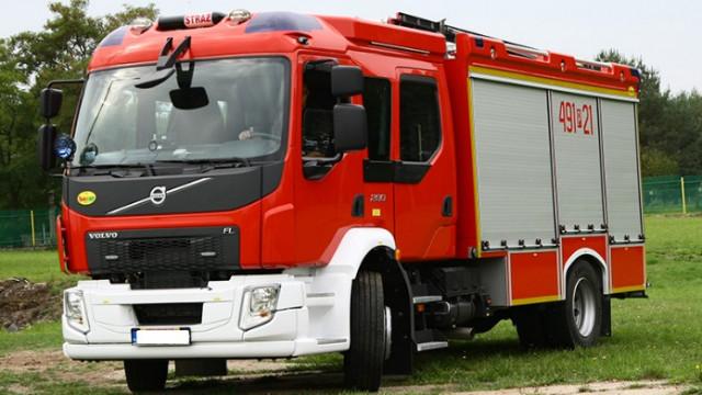 ZATOR. Nowy wóz strażacki dla OSP