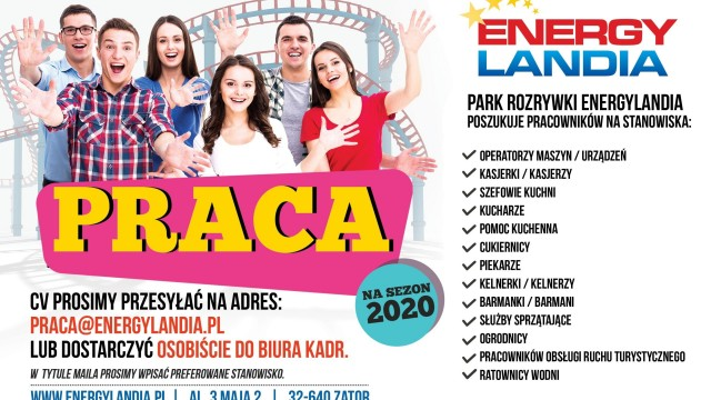ZATOR. Praca w największym Parku Rozrywki w Polsce