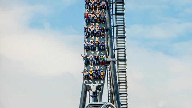 ZATOR. Premiera najwyższego Mega Coastera na Starym Kontynencie