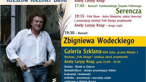 ZATOR. Rzeszów Klezmer Band, Serencza oraz Wodecki