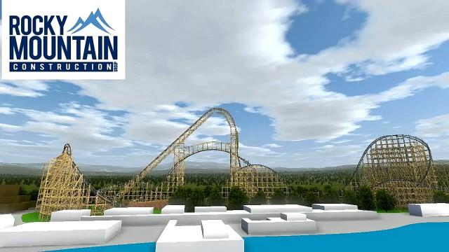 ZATOR. W Energylandii powstanie największy na świecie drewniany roller coaster