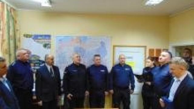 Zator. Zmiana w kierownictwie Komisariatu Policji w Zatorze
