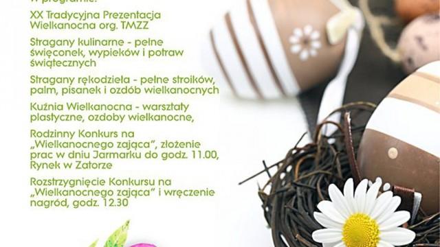 Zatorski Jarmark Wielkanocny