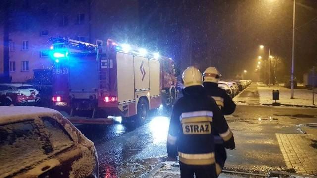 Zatrucie tlenkiem węgla na osiedlu Słowackiego w Brzeszczach- czteroosobowa rodzina trafiła do szpitala - InfoBrzeszcze.pl