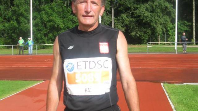 Zawodnik z Oświęcimia Andrzej Haj odniósł kolejny sukces na międzynarodowych zawodach