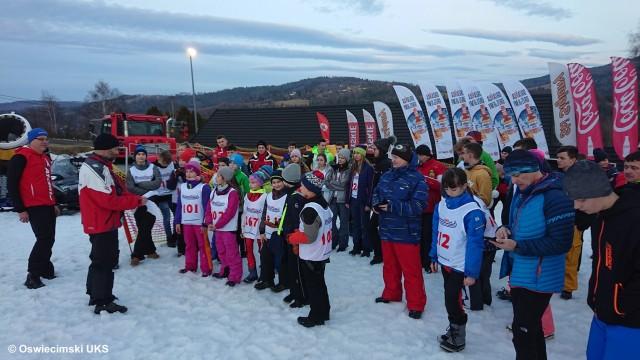 Zawody w narciarstwie alpejskim z eFO – FOTO
