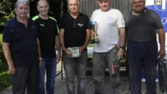 Zawody wędkarskie o Puchar Wójta Gminy Oświęcim