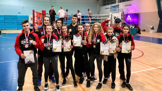 Zdobyli dziesięć medali – FOTO