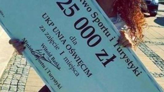 Zdobyli pierwsze miejsce i 25 tysięcy złotych