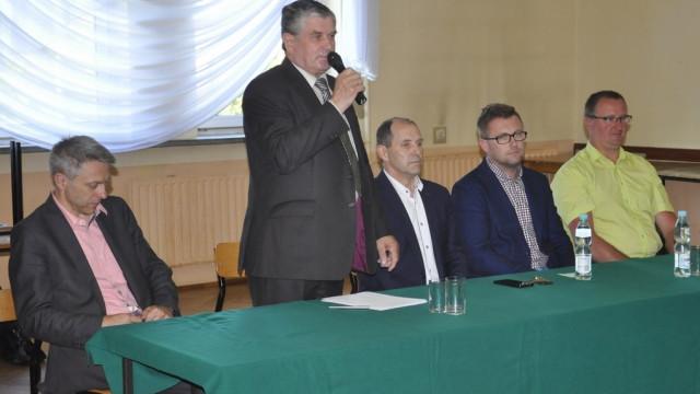 Zebranie Wiejskie w sprawie ośrodka zdrowia we Włosienicy