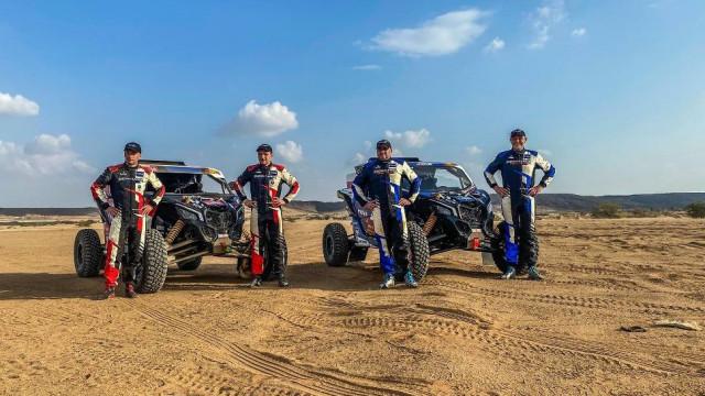 Zespół Energylandia Rally Team gotowy do startu w Rajdzie Dakar 2021 [ZDJĘCIA]